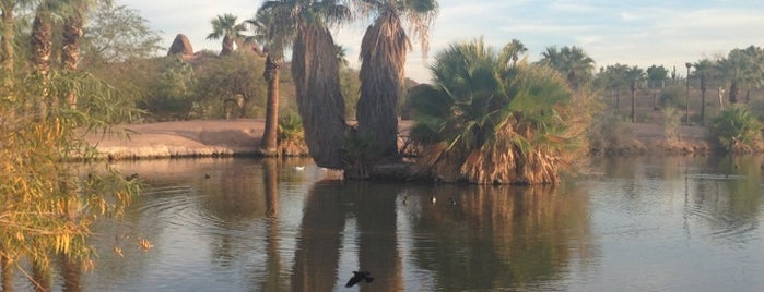 Papago Park is one of Family Fun in Phoenix.