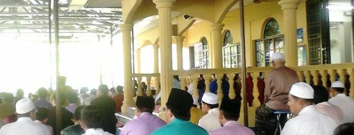 Masjid Solatiah is one of Baitullah : Masjid & Surau.