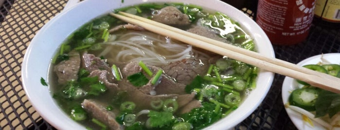 Pho is for Lovers is one of The 11 Best Vegetarian and Vegan Restaurants in Dallas.