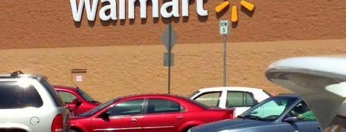 Walmart Supercenter is one of shop.