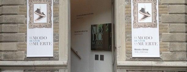 Museo MODO is one of Galerías y Museos @ DF.