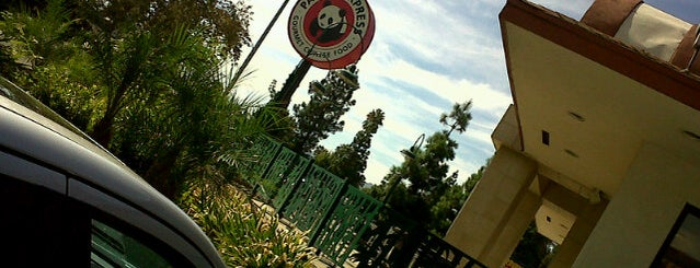 Panda Express is one of I  2 TRAVEL!! The PACIFIC COAST✈.