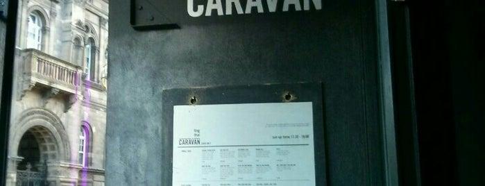 Ting Thai Caravan is one of Hipster Edinburgh.