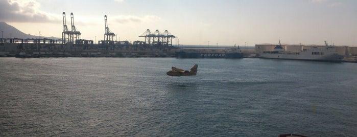 Helipuerto de Algeciras (AEI) is one of Airports in SPAIN.