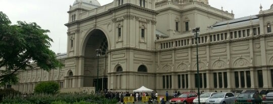 Royal Exhibition Building is one of Around The World: SW Pacific.