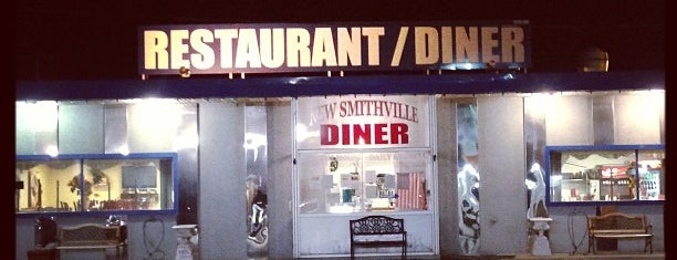 New Smithville Diner is one of Local stuff to do.