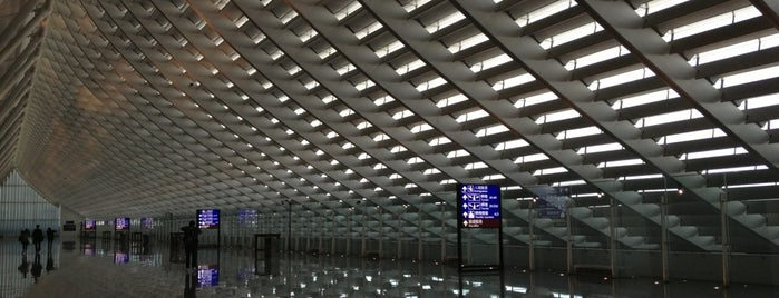 Taiwan Taoyuan International Airport (TPE) is one of Guide to 台北市's best spots.