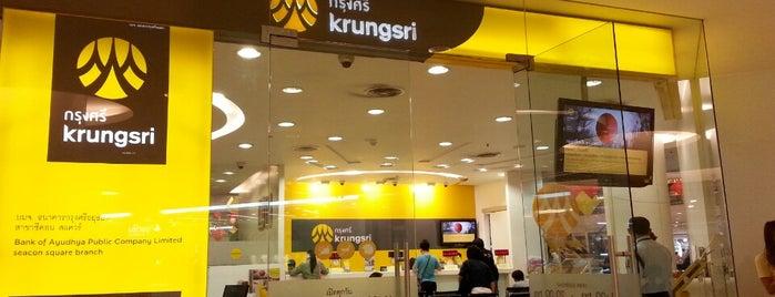 ธนาคารกรุงศรีอยุธยา (KRUNGSRI) is one of For Banks.