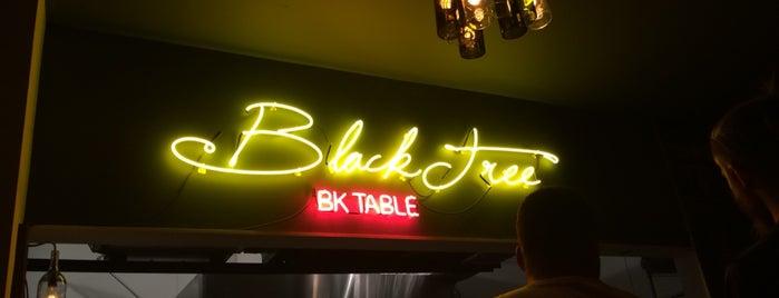 Black Tree BK is one of Williamsburg/Greenpoint Food.