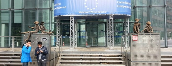 European Commission - DG TRADE is one of Brussel.