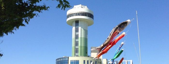すいとぴあ江南 is one of Observation Towers @ Japan.