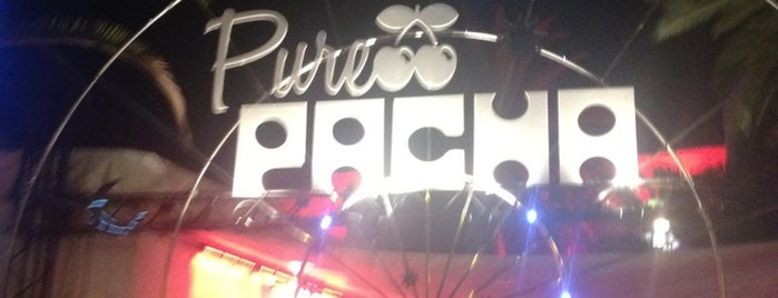 Pacha is one of it place.