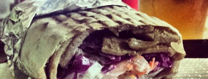Sultan Kebab is one of comida.