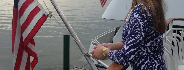Catawba Queen on Lake Norman is one of Footprints in charlotte.