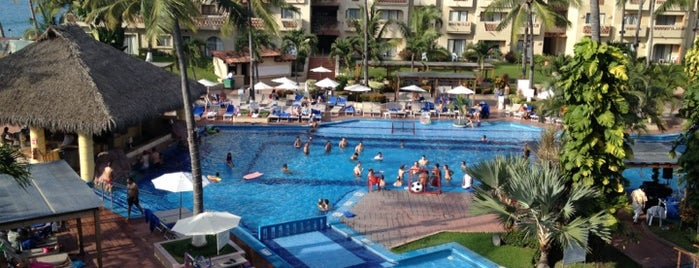Hotel Canto del Sol is one of Puerto Vallarta Hotels.