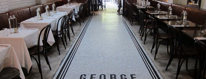 Cafe George is one of MY AMSTERDAM // LUNCH // BRUNCH.