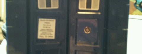 tardis is one of Ultimate NYC Nerd List.