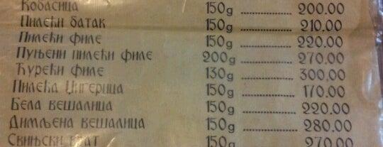 Kod Tetke is one of Fast Food Nation: Pančevo edition.