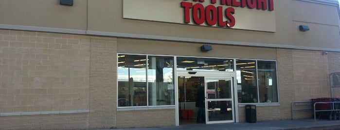 Harbor Freight Tools is one of Stores.