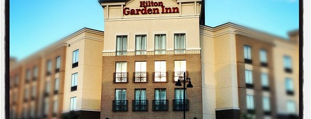 Hilton Garden Inn Arysley is one of The 15 Best Hotels in Charlotte.
