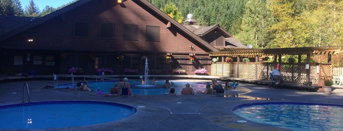 Sol Duc Hot Springs Resort is one of Seattle To-Do.