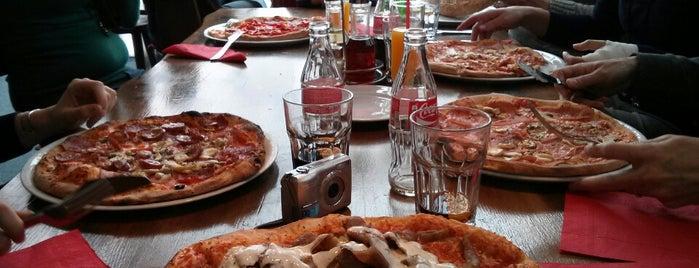 Pizzeria Matiček is one of Restavracije.