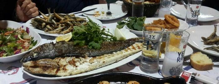 Sandal Balık Evi is one of Balık Restoranları.
