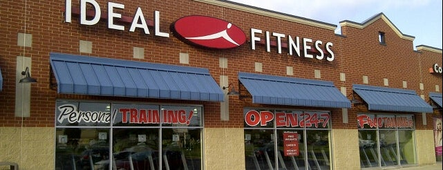 Ideal Fitness is one of Fav list.