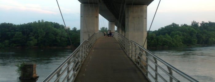 John Smith Trail is one of RVA parks.