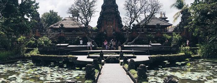 Pura Taman Kemuda Saraswati is one of Bali.