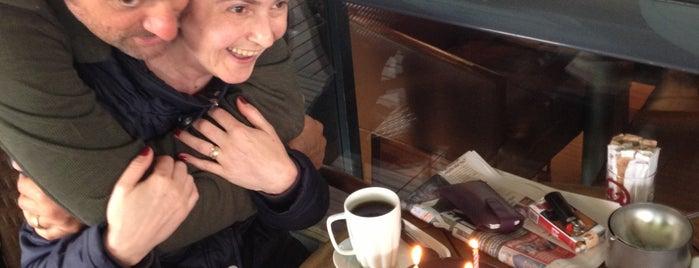 Kahve Dünyası is one of Favorite affordable date spots.
