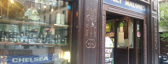 Molly Malone's is one of Salir por Madrid.