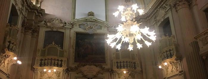 Oratorio San Filippo Neri is one of Art White Night 2012.