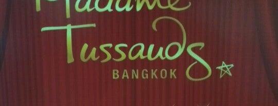 Madame Tussauds Bangkok is one of Bangkok 曼谷.