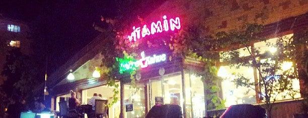 Vitamin is one of The 20 best value restaurants in Bursa.