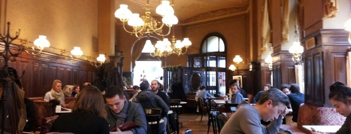 Café Sperl is one of Wien.