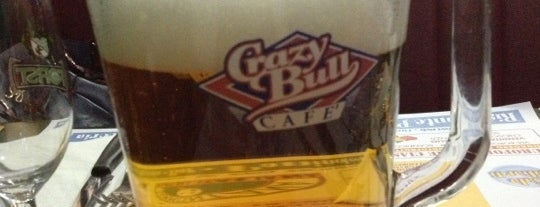 Crazy bull is one of Fast Food & co..