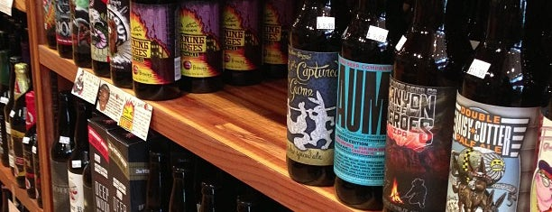 Warehouse Liquors is one of The 15 Best Liquor Stores in Chicago.