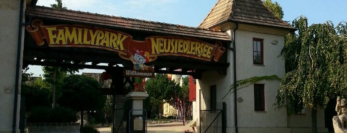 Familypark Neusiedlersee is one of Our Country Life 2017.