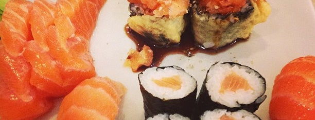 Taikhan is one of Sushi in Porto Alegre.