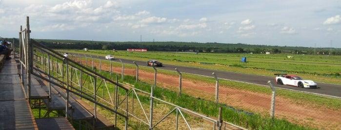 Autódromo Internacional de Campo Grande is one of Dicas do Tom.