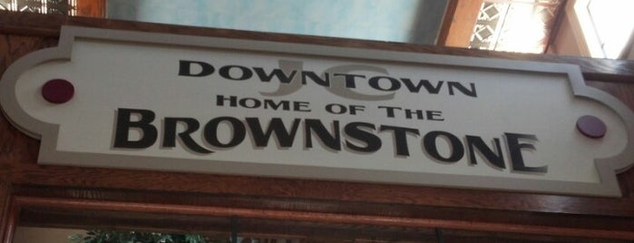 Brownstone Diner & Pancake Factory is one of Great Food in Jersey City.