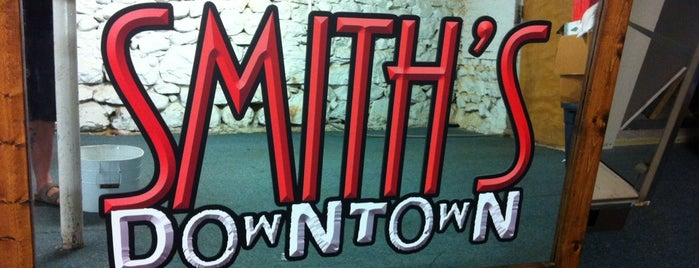 Smiths Downtown Tap & Grill is one of The 20 best value restaurants in South Bend, IN.
