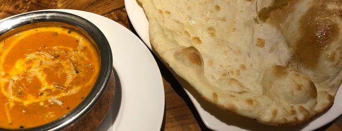 Ijirushi's Curry Bar イジカリ is one of カレーが好き☆*:.。. o(≧▽≦)o .。.:*☆.