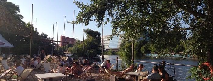 Sage Restaurant & Beach is one of Berlin, baby!.