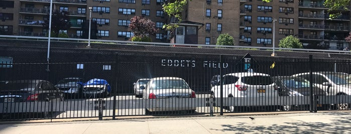 Ebbetts Field is one of USA NYC BK Crown Heights.