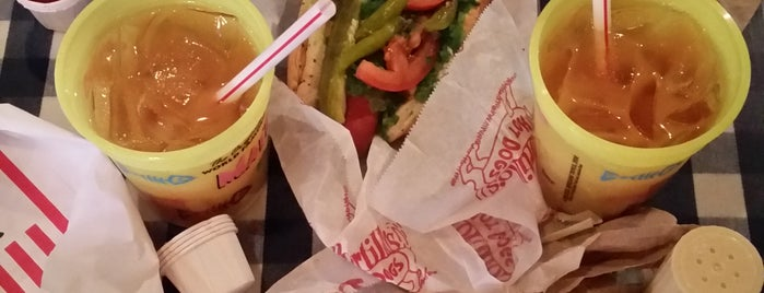 Portillo's is one of Chicago.
