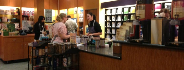 Teavana is one of Pinpointed locations.