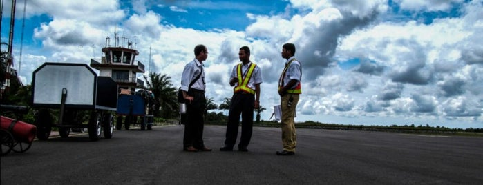 H.A.S. Hanandjoeddin Airport (TJQ) is one of Airport in Indonesia.