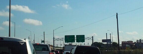 Interstate 4 & John Young Pkwy is one of FUN.
